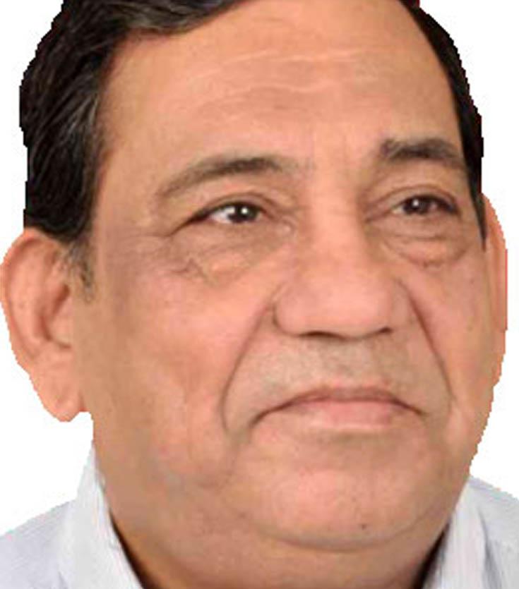 Dr. Nagendra Sharma
